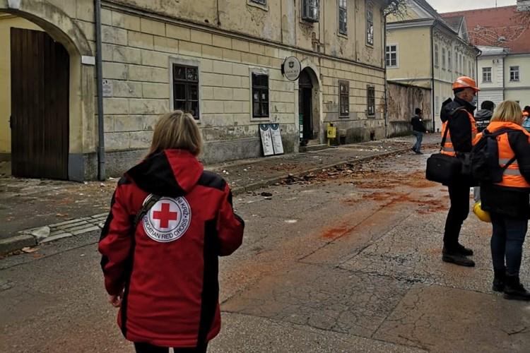 Humanitarna pomoć za nastradale u potresu prikupljat će se od sutra 30. prosinca u Gradskom društvu Crvenoga križa i na stadionu NK